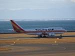 ukokkeiさんが、中部国際空港で撮影したカリッタ エア 747-400の航空フォト(写真)