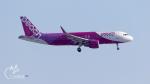 うみBOSEさんが、新千歳空港で撮影したピーチ A320-214の航空フォト(写真)