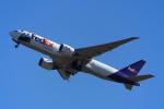 udaさんが、成田国際空港で撮影したフェデックス・エクスプレス 777-FHTの航空フォト(飛行機 写真・画像)