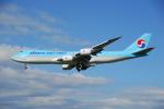 ITM58さんが、成田国際空港で撮影した大韓航空 747-8B5F/SCDの航空フォト(写真)