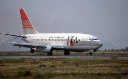 LEVEL789さんが、松山空港で撮影した日本トランスオーシャン航空 737-2Q3/Advの航空フォト(飛行機 写真・画像)
