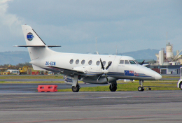 ちゃぽんさんが、クライストチャーチ国際空港で撮影したエア・ナショナル BAe-3201 Jetstream 32EPの航空フォト(飛行機 写真・画像)