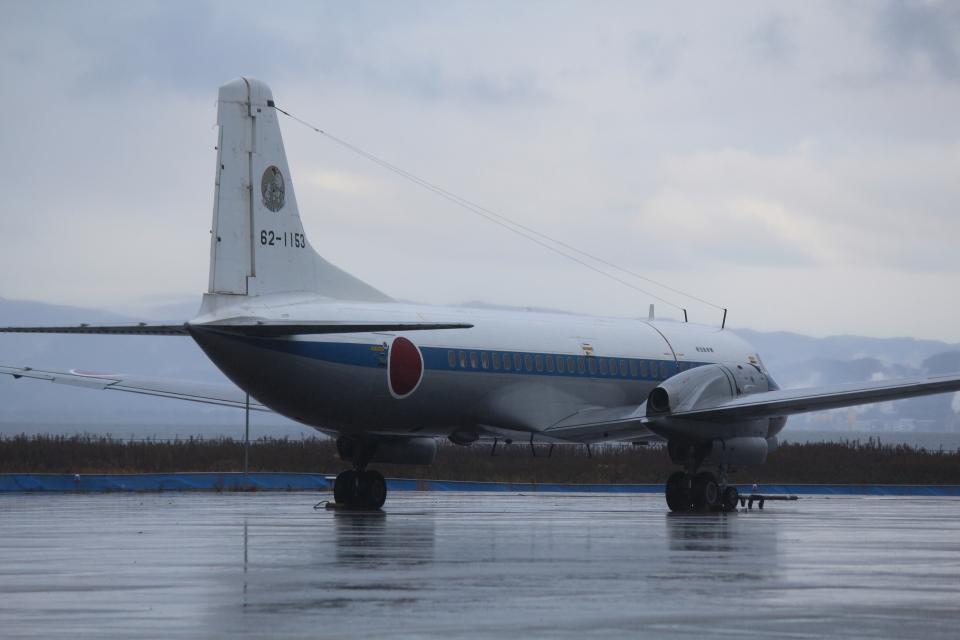 7915さんの航空自衛隊 NAMC YS-11 (62-1153) 航空フォト