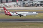Koenig117さんが、シドニー国際空港で撮影したカンタス航空 737-838の航空フォト(写真)