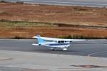 T.Sazenさんが、神戸空港で撮影した日本個人所有 172NATの航空フォト(飛行機 写真・画像)
