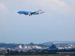 yutopさんが、那覇空港で撮影した日本トランスオーシャン航空 737-8Q3の航空フォト(写真)