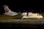 MOR1(新アカウント)さんが、鹿児島空港で撮影した日本エアコミューター ATR-42-600の航空フォト(写真)