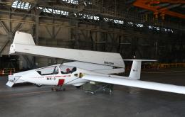 チャーリーマイクさんが、木更津飛行場で撮影した防衛大学校 ASK 21の航空フォト(飛行機 写真・画像)