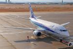 Den-Tさんが、小松空港で撮影したANAウイングス 737-54Kの航空フォト(写真)