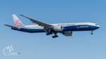 うみBOSEさんが、新千歳空港で撮影したチャイナエアライン 777-309/ERの航空フォト(写真)