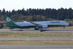 ANA744Foreverさんが、成田国際空港で撮影したエバー航空 787-10の航空フォト(写真)