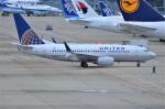 amagoさんが、関西国際空港で撮影したユナイテッド航空 737-724の航空フォト(写真)