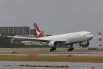 木人さんが、那覇空港で撮影したキャセイドラゴン A330-342の航空フォト(写真)