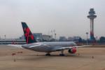 nakajimalassieさんが、金浦国際空港で撮影したジェットマジック 757-23Aの航空フォト(写真)