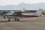 神宮寺ももさんが、岡南飛行場で撮影した日本個人所有 172Nの航空フォト(写真)