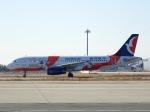 worldstar777さんが、関西国際空港で撮影したマカオ航空 A320-232の航空フォト(写真)
