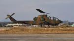 オキシドールさんが、築城基地で撮影した陸上自衛隊 AH-1Sの航空フォト(写真)