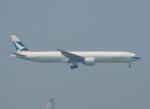 KAZKAZさんが、香港国際空港で撮影したキャセイパシフィック航空 777-367の航空フォト(写真)