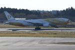ANA744Foreverさんが、成田国際空港で撮影したノックスクート 777-212/ERの航空フォト(写真)