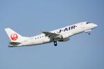 ちゃぽんさんが、鹿児島空港で撮影したジェイ・エア ERJ-170-100 (ERJ-170STD)の航空フォト(飛行機 写真・画像)