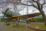 ちゃぽんさんが、知覧特攻平和会館で撮影した日本陸軍 Ki-43 Hayabusaの航空フォト(飛行機 写真・画像)