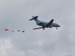 NOCKsさんが、茨城空港で撮影した航空自衛隊 U-125A(Hawker 800)の航空フォト(飛行機 写真・画像)