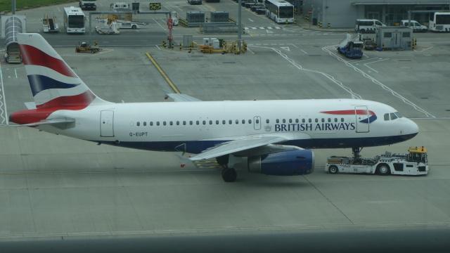 ブリティッシュ・エアウェイズ 航空フォト(飛行機 写真・画像) 福岡空港