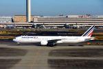 まいけるさんが、羽田空港で撮影したエールフランス航空 777-328/ERの航空フォト(写真)