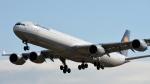 flytaka78さんが、成田国際空港で撮影したルフトハンザドイツ航空 A340-642Xの航空フォト(飛行機 写真・画像)