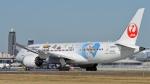 flytaka78さんが、成田国際空港で撮影した日本航空 787-8 Dreamlinerの航空フォト(飛行機 写真・画像)