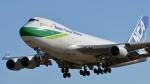 flytaka78さんが、成田国際空港で撮影した日本貨物航空 747-4KZF/SCDの航空フォト(飛行機 写真・画像)