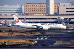 まいけるさんが、羽田空港で撮影した日本航空 787-8 Dreamlinerの航空フォト(写真)