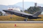 yabyanさんが、名古屋飛行場で撮影した三菱重工業 F-35A Lightning IIの航空フォト(写真)