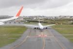 木人さんが、那覇空港で撮影したチャイナエアライン A330-302の航空フォト(写真)