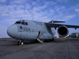 @あきやんさんが、築城基地で撮影した航空自衛隊 C-2の航空フォト(飛行機 写真・画像)