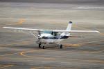 yabyanさんが、名古屋飛行場で撮影した北海道航空 TU206G Turbo Stationair 6 IIの航空フォト(飛行機 写真・画像)