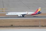 OMAさんが、仁川国際空港で撮影したアシアナ航空 A321-231の航空フォト(写真)
