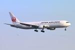 シグナス021さんが、羽田空港で撮影した日本航空 767-346/ERの航空フォト(写真)