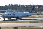 344さんが、成田国際空港で撮影したユナイテッド航空 777-224/ERの航空フォト(飛行機 写真・画像)