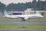 SIさんが、成田国際空港で撮影したエアプサン A321-231の航空フォト(写真)