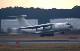 KAZKAZさんが、成田国際空港で撮影したアヴィアコン・ツィタトランス - Aviacon Zitotrans [ZR/AZS] Il-76TDの航空フォト(飛行機 写真・画像)
