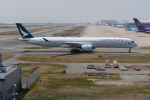 TOPAZ102さんが、関西国際空港で撮影したキャセイパシフィック航空 A350-1041の航空フォト(写真)