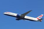 kenzy201さんが、成田国際空港で撮影したブリティッシュ・エアウェイズ 787-9の航空フォト(写真)