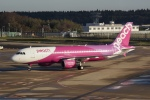 飛行機ゆうちゃんさんが、成田国際空港で撮影したピーチ A320-214の航空フォト(写真)