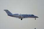 レドームさんが、羽田空港で撮影した国土交通省 航空局 525C Citation CJ4の航空フォト(飛行機 写真・画像)