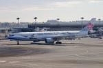 飛行機ゆうちゃんさんが、成田国際空港で撮影したチャイナエアライン A330-302の航空フォト(写真)