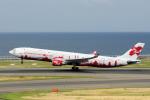 yabyanさんが、中部国際空港で撮影したエアアジア・エックス A330-301の航空フォト(写真)