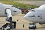 blowgunさんが、中部国際空港で撮影したボーイング 747-4J6(LCF) Dreamlifterの航空フォト(写真)