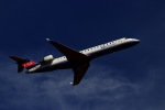 akinarin1989さんが、福岡空港で撮影したアイベックスエアラインズ CL-600-2C10 Regional Jet CRJ-702の航空フォト(写真)