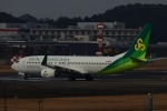 akinarin1989さんが、成田国際空港で撮影した春秋航空日本 737-86Nの航空フォト(写真)